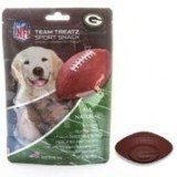 Green Bay Packers Dog Treats