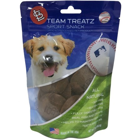 St. Louis Cardinals Dog Treats