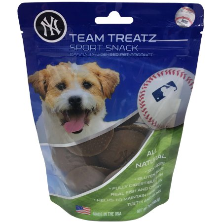 New York Yankees Dog Treats