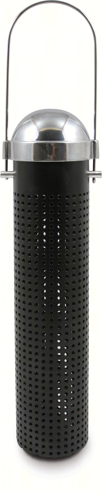 10 inch Metal Perforated Tube Finch Feeder