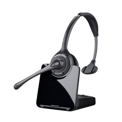 Wireless Over-the-Head Monaura