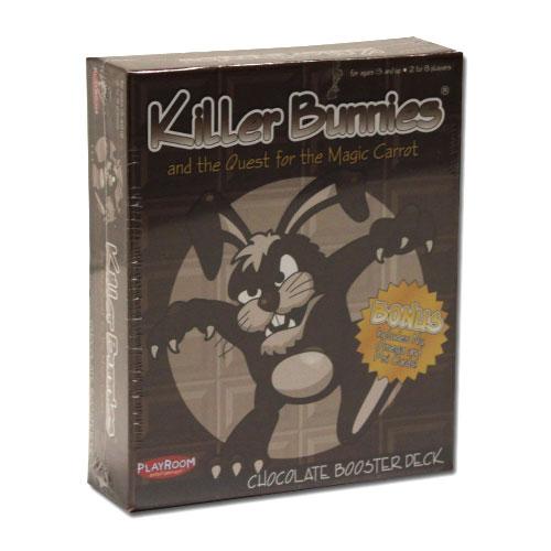 Killer Bunnies Chocolate Booster