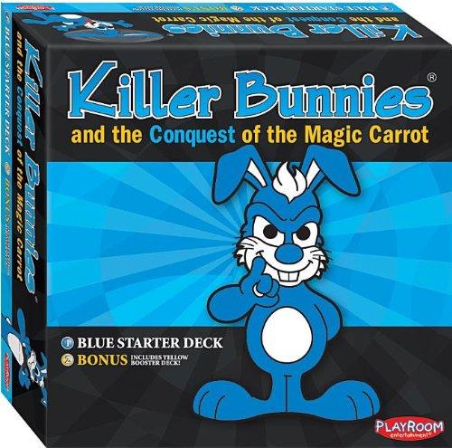 Killer Bunnies Conquest of The Magic Carrot