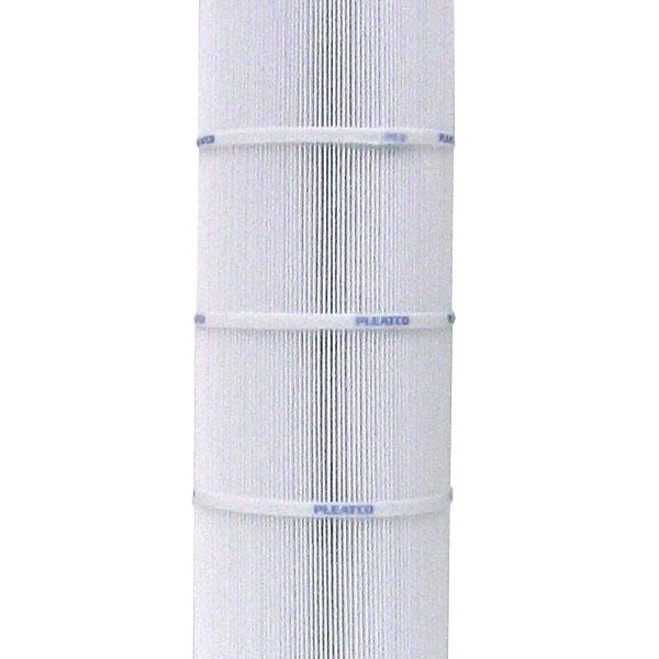 "Filter Cartridge, Pleatco, Diameter: 7"", Length: 32"", Top: 3"" Open, Bottom: 3"" Open, 130 sq ft"