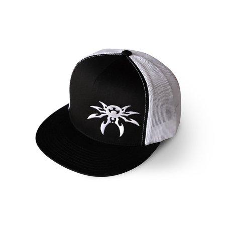 SNAPBACK - BLACK WHITE