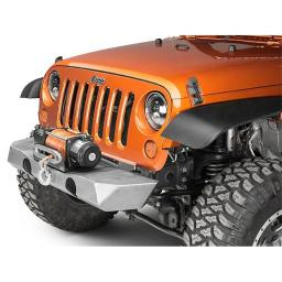 9571e887e564a Poison Spyder Customs JK RBRAWLER BUMPER 1 OF 2 17-62-020B-P1
