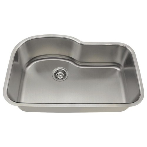 Polaris P643 Single Bowl Stainless Steel Sink
