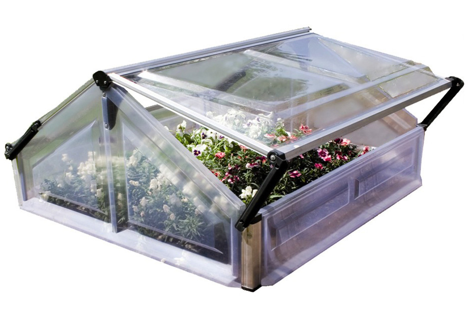 Cold Frame - Double Greenhouse