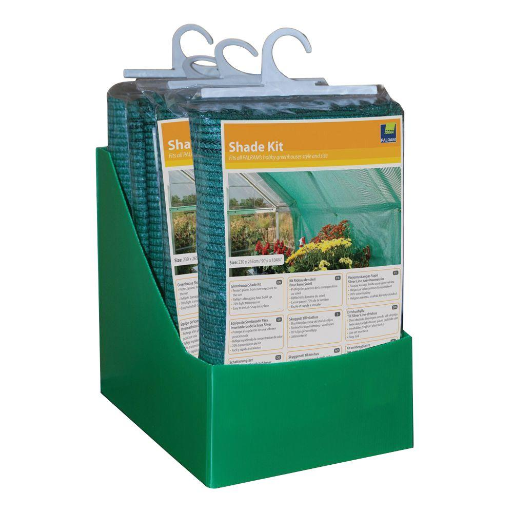 Shade Kit for the Palram Greenhouses