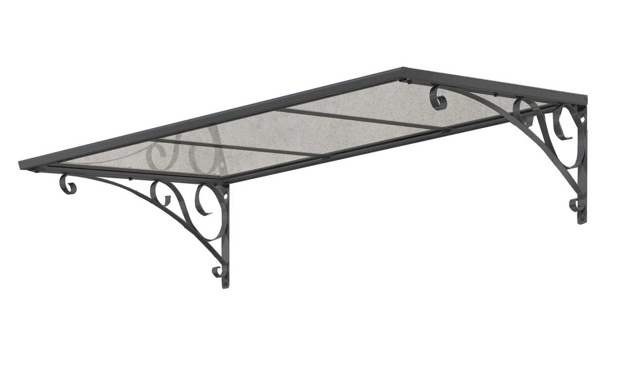 Venus 1350 Awning, Clear