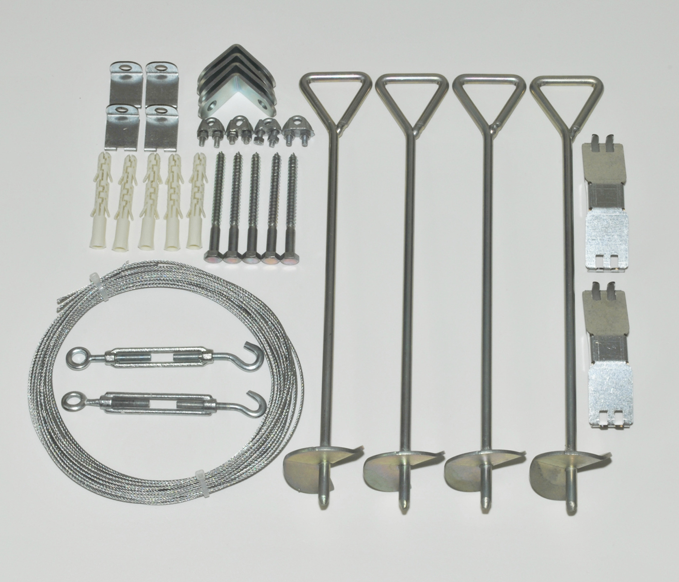 Anchor Kit for Palram Greenhouses