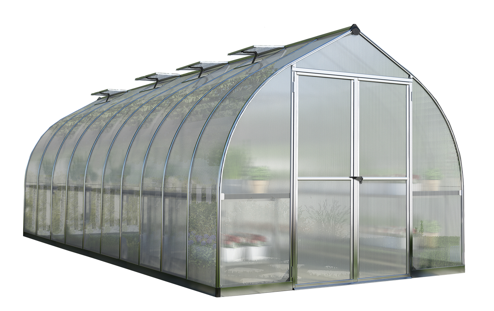 Bella 8' x 20' Greenhouse