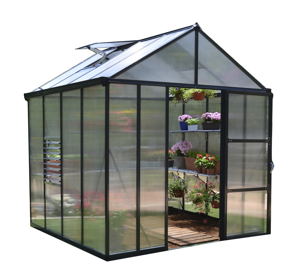 Glory 8' x 8' Greenhouse
