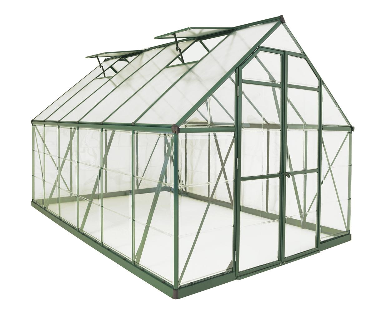 Balance 8' x 12' Greenhouse