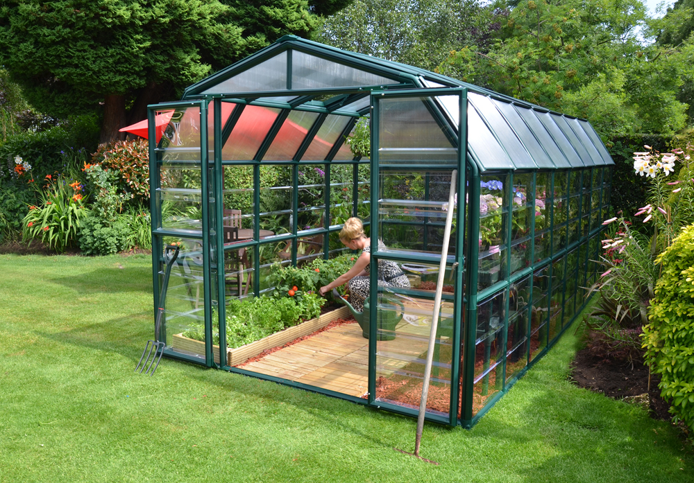 Grand Gardener 2 Clear - 8' x 16'