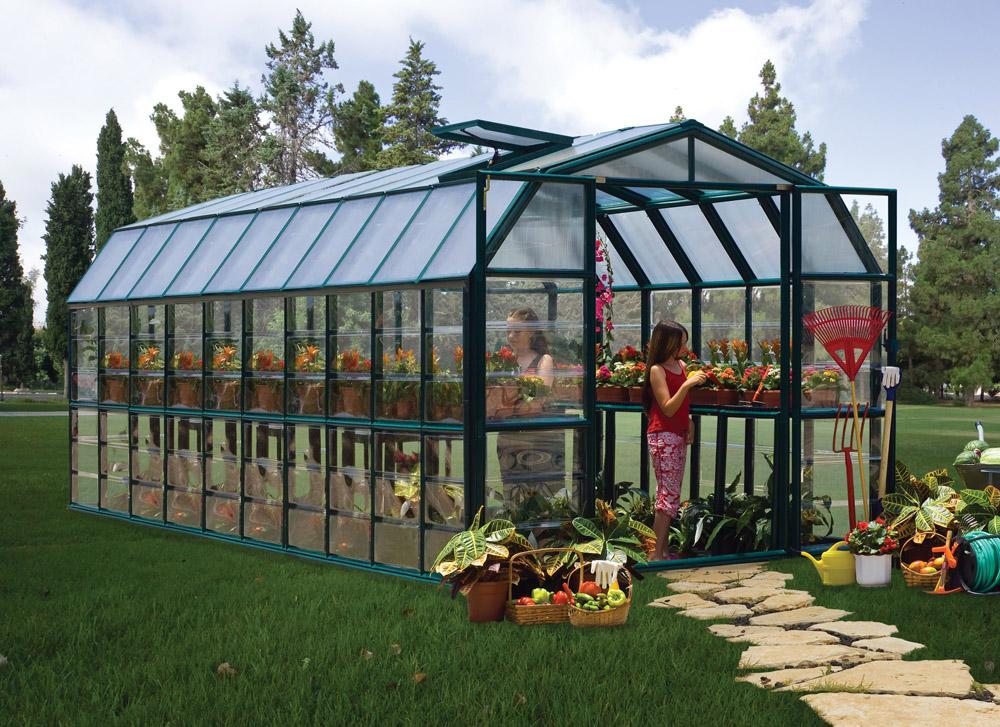 Grand Gardener 2 Clear - 8' x 20'
