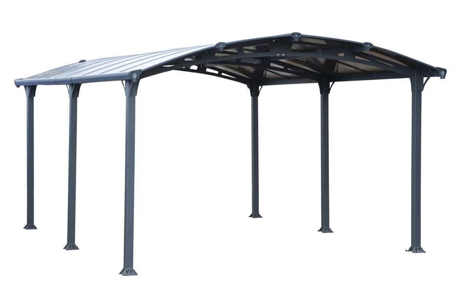 Arcadia Carport Patio Cover Kit