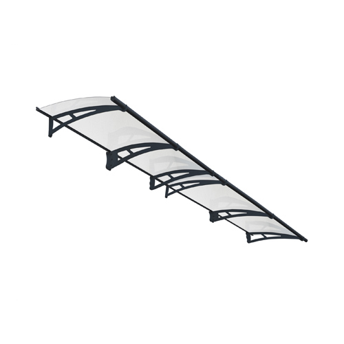 Aquila 4100 Awning - Clear