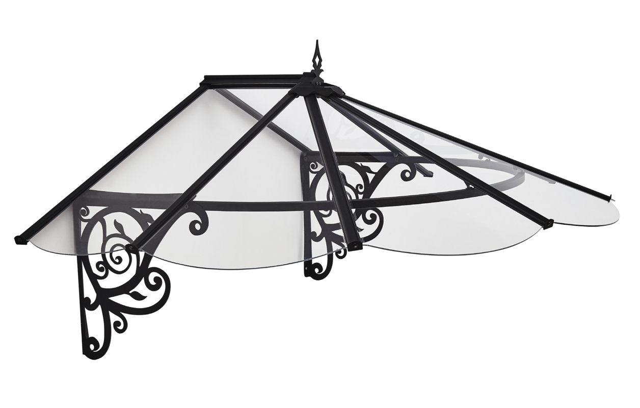 Lily 1780 Awning-Clear
