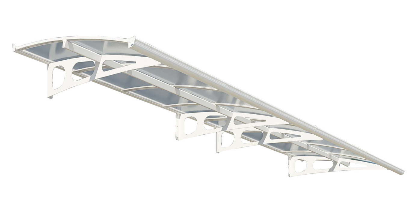 Bordeaux 4460 Awning-Clear
