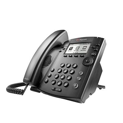 VVX 311 Desktop Phone POE