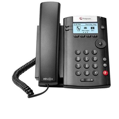 VVX 201 Desktop Phone SKYPE PO