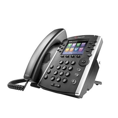 VVX 401 Desktop  Phone SKYPE P