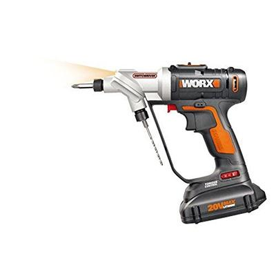 WX 20V SWTICH DRIVER 2 Chuck Drill