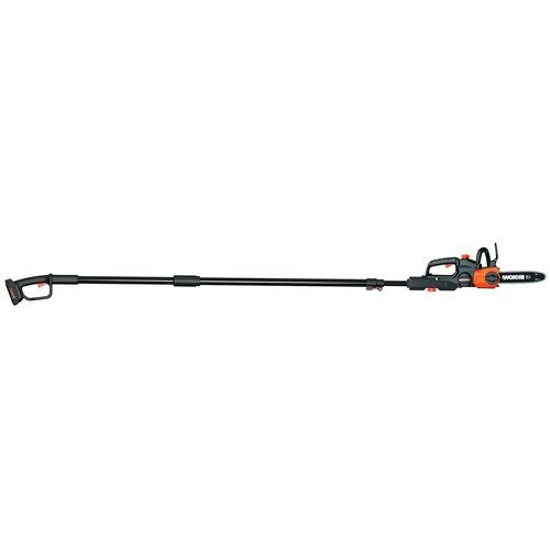 "WX 10"" 20V Pole Chain Saw"