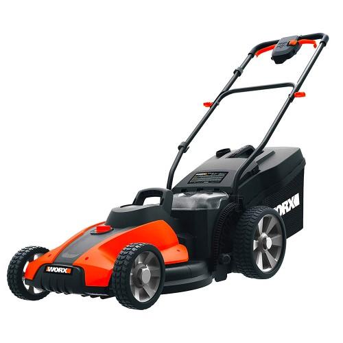 """WX Mower 2 in 1 17"""" 40V"""