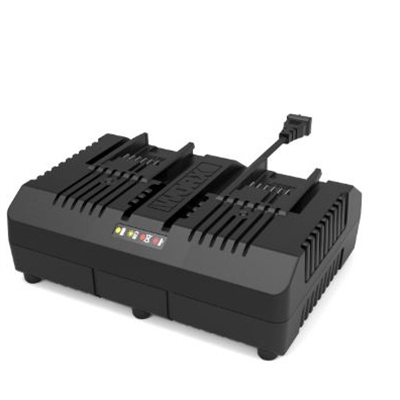 WORX 20V Li Ion DualPort Chrgr