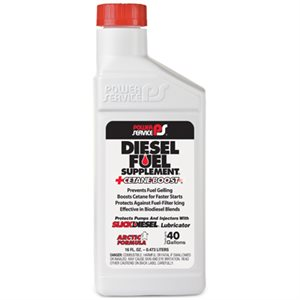 DIES FUEL SUPPLEMNT 16OZ