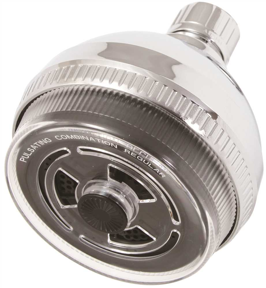 PREMIER SHOWER HEAD 3 POSITION, 2.5 GPM