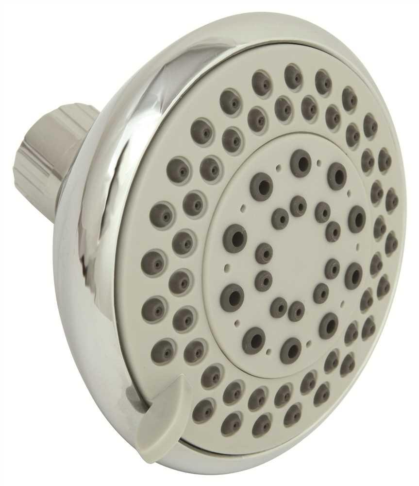 "Premier® 4"" 5-Function Shower Head, Chrome"