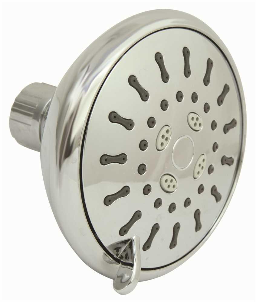 "Premier® 4"" 3-Function Shower Head, Chrome"