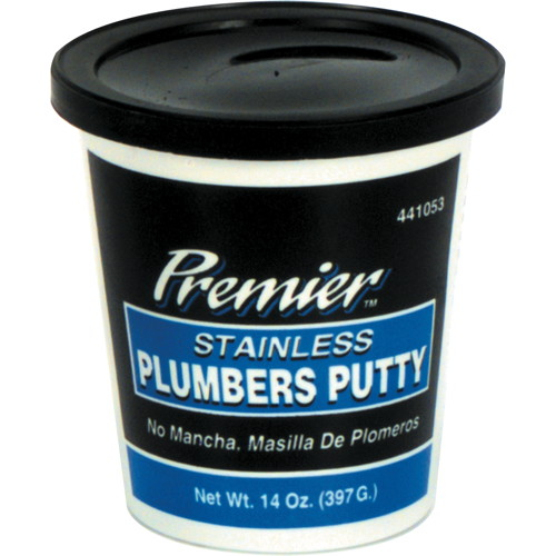 STAINLESS PLUMBERS PUTTY 5 LB
