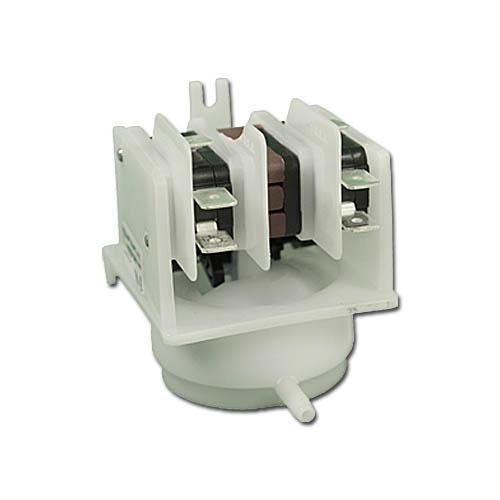 Stepper Switch, Air, Presair, 21A, Black Cam, 3-Function, Side Spout