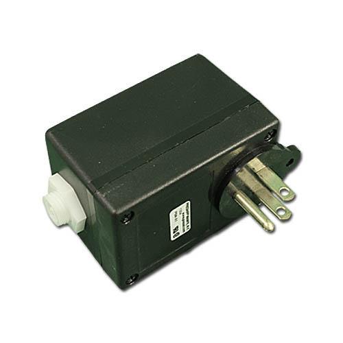 Bath Control, Air, Presair, 15A, 115V, On/Off w/NEMA Plug