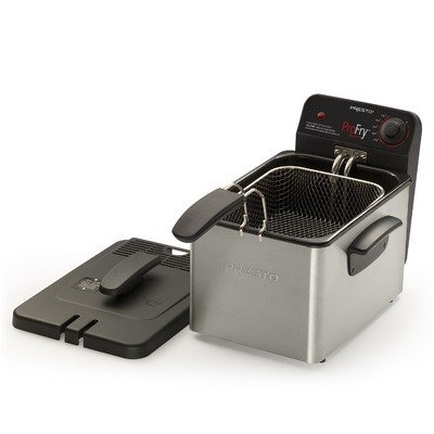 Presto® Stainless Steel Profry™ Immersion Element Deep Fryer
