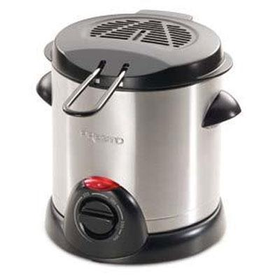 Deep Fryer Electric 1L Stainless Steel