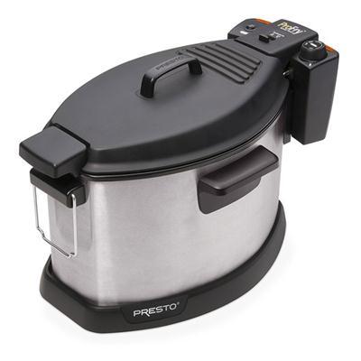 Electric Turkey Fryer 4.2Lt