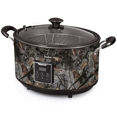 Indoor Electric Smoker Camo