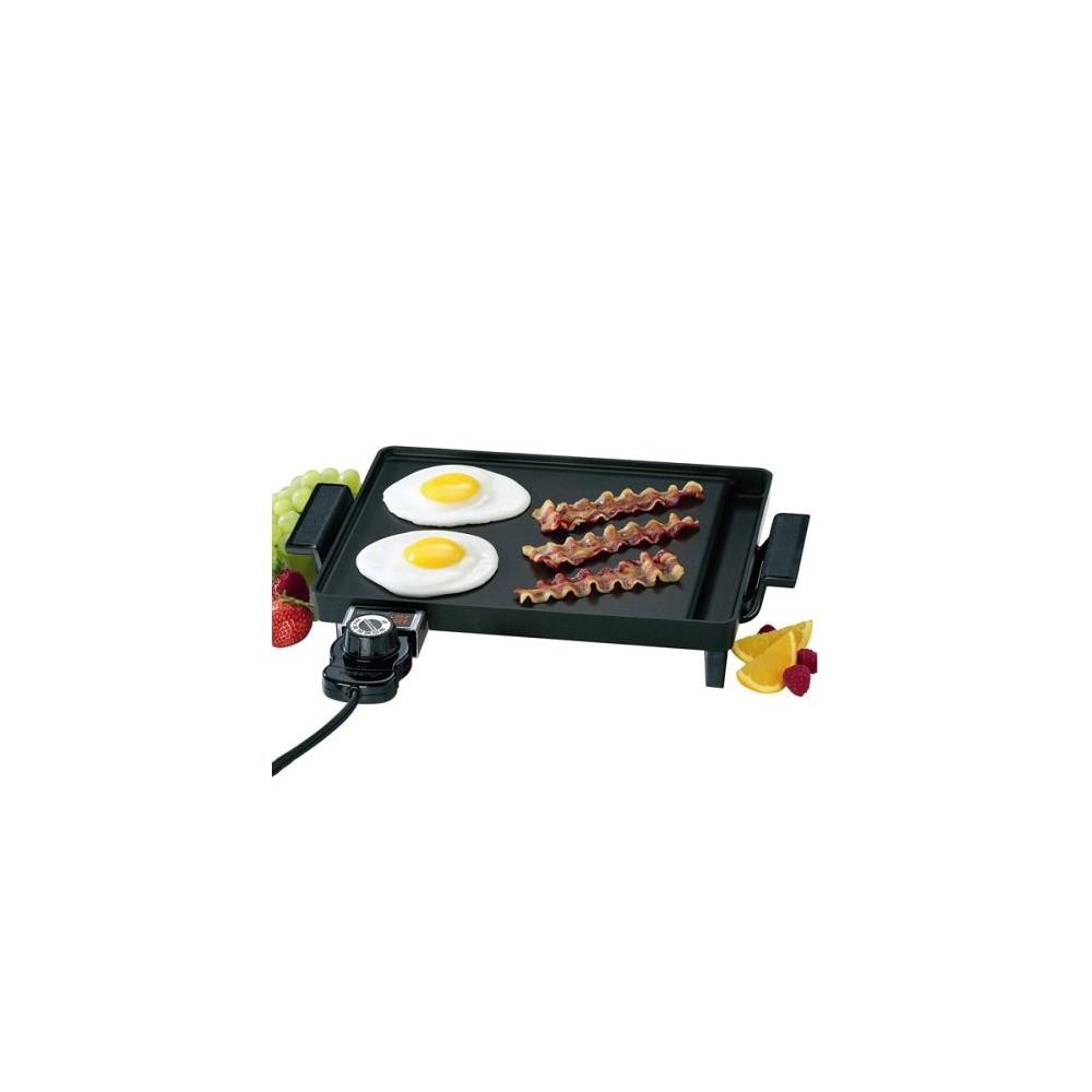Presto 8.5x10.5 Liddle Griddle Electric Mini Griddle