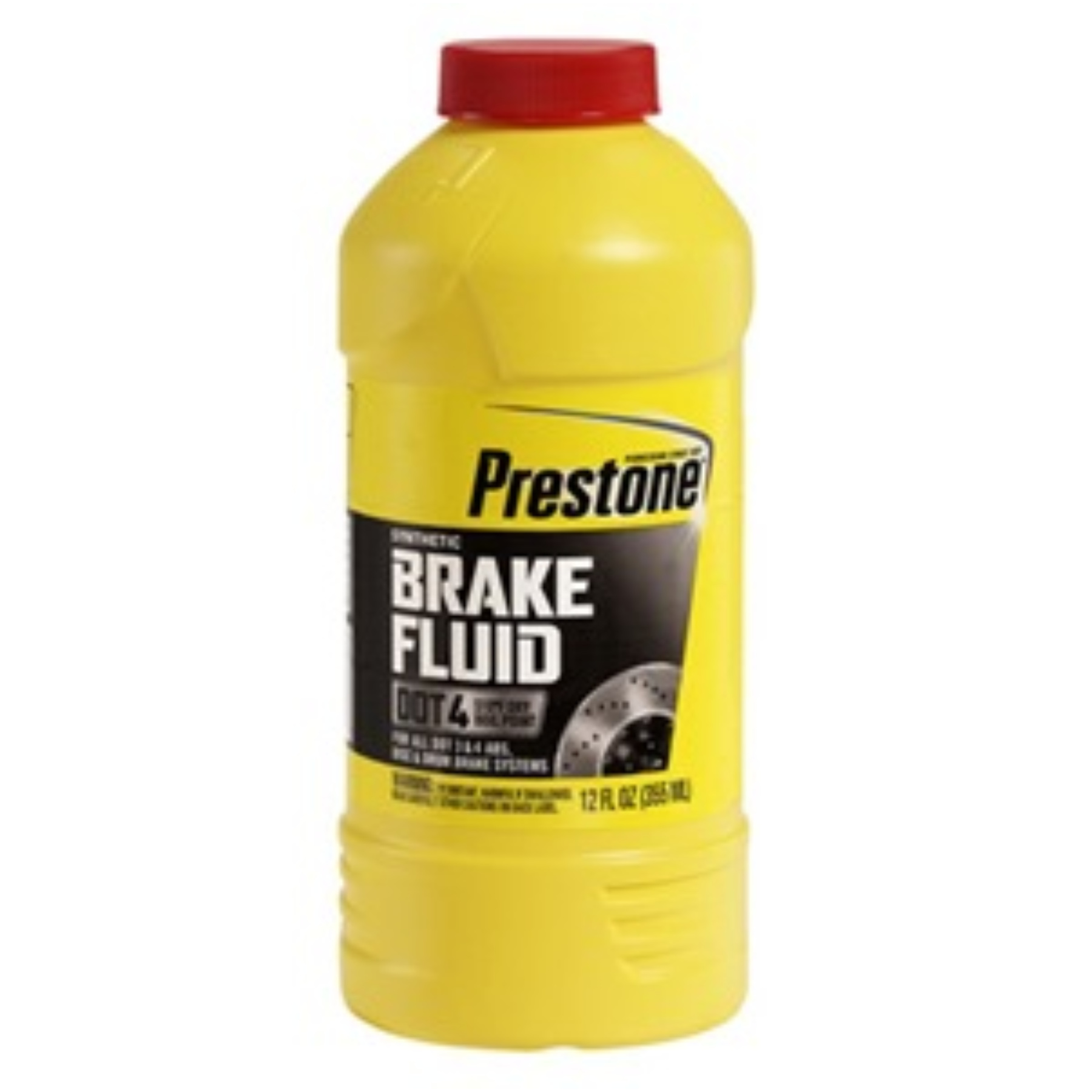 DOT 4 BRAKE FLUID 12OZ