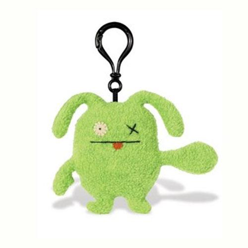 UglyDolls OX Clip on Keychain