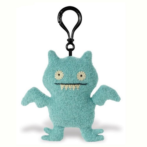 UglyDolls Ice-Bat Clip on Keychain