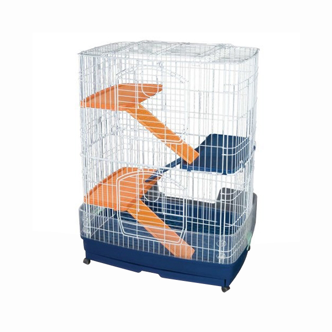 Four Story Small Pet Cage