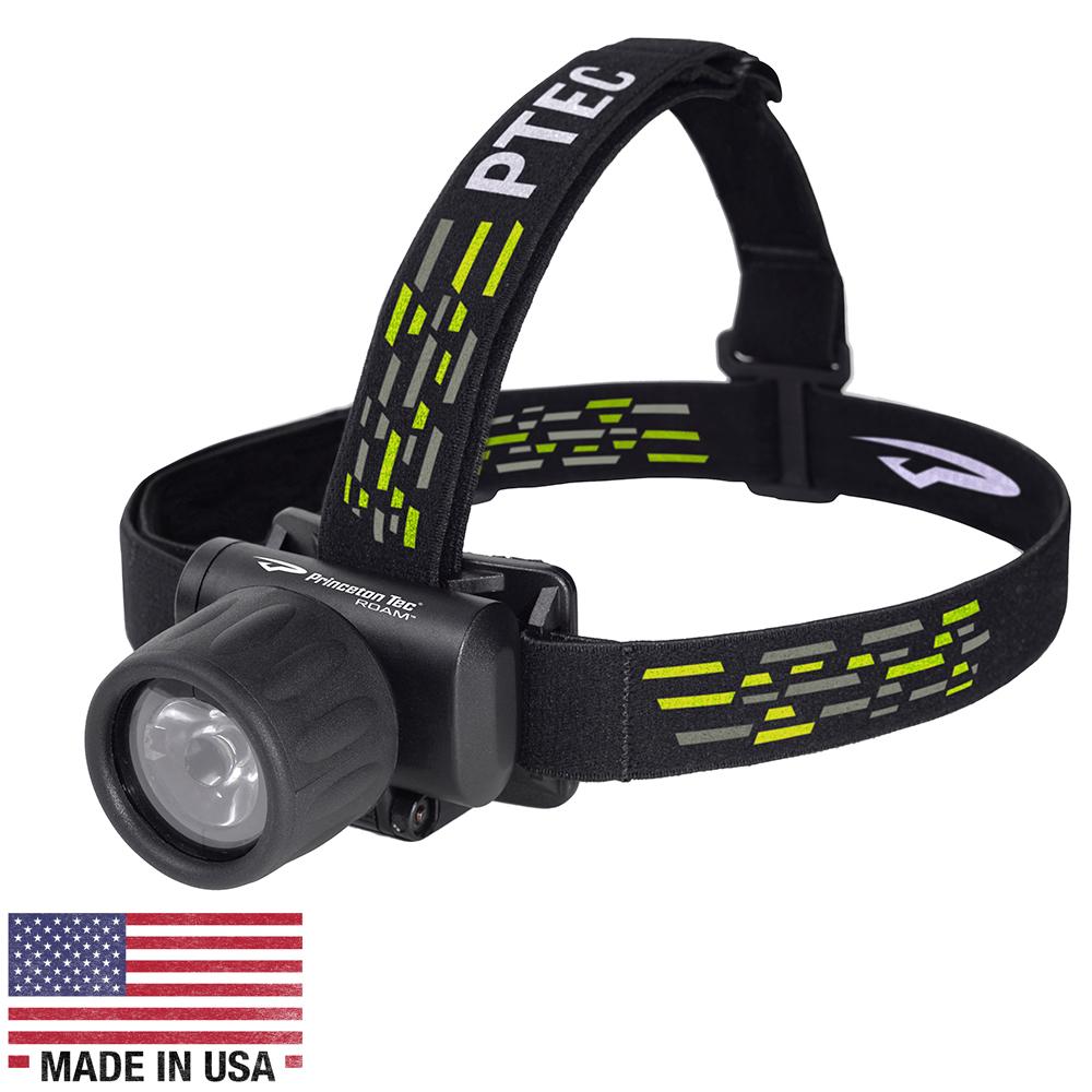 Princeton Tec Roam Headlamp - Black