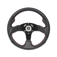 FORCE STEERING WHEEL RED