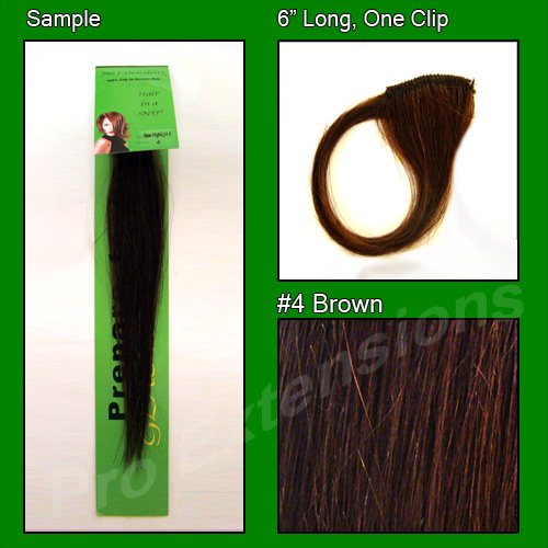 #4 Chocolate Brown Sample